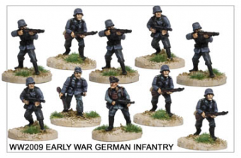 WW220009 - Early War German Infantry