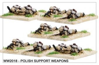 WW220018 - Polish Support Weapons