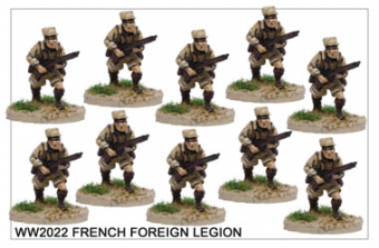 WW220022 - French Foreign Legion