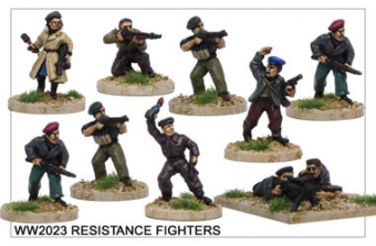 WW220023 - Resistance Fighters