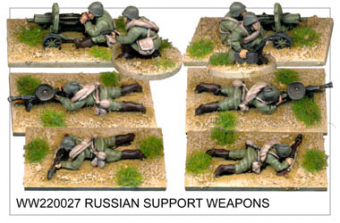 WW220027 - Russian Support Weapons