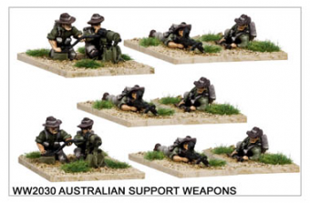 WW220030 - Australian Support Weapons