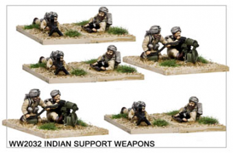 WW220032 - Indian Support Weapons