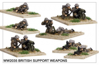 WW220035 - British Support Weapons
