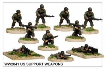 WW220041 - US Support Weapons