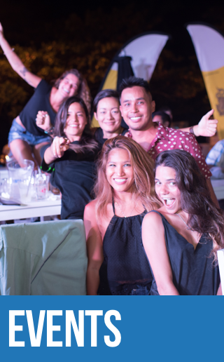 Events at Surf House Phuket.