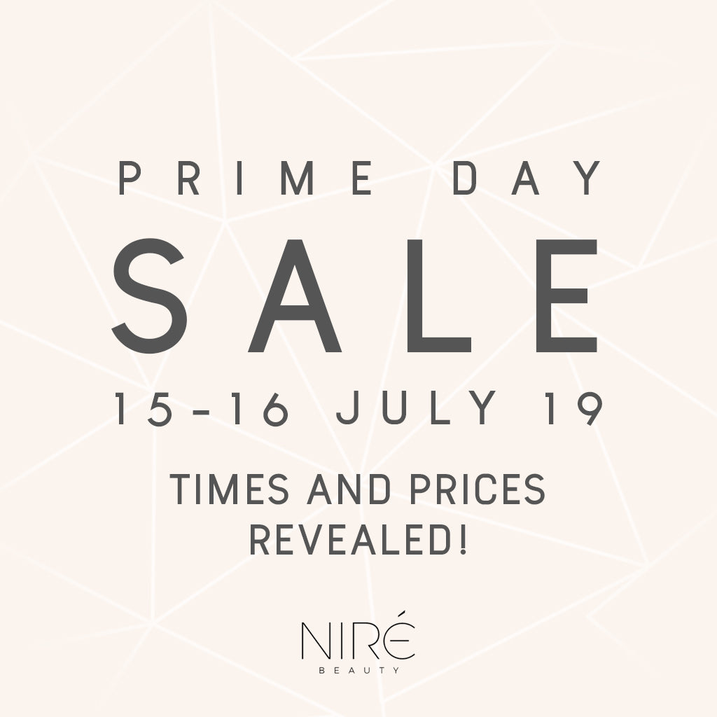 NIRÉ BEAUTY X PRIME DAY 2019: INSIDER GOSS ON OUR BIGGEST PRICE DROP YET