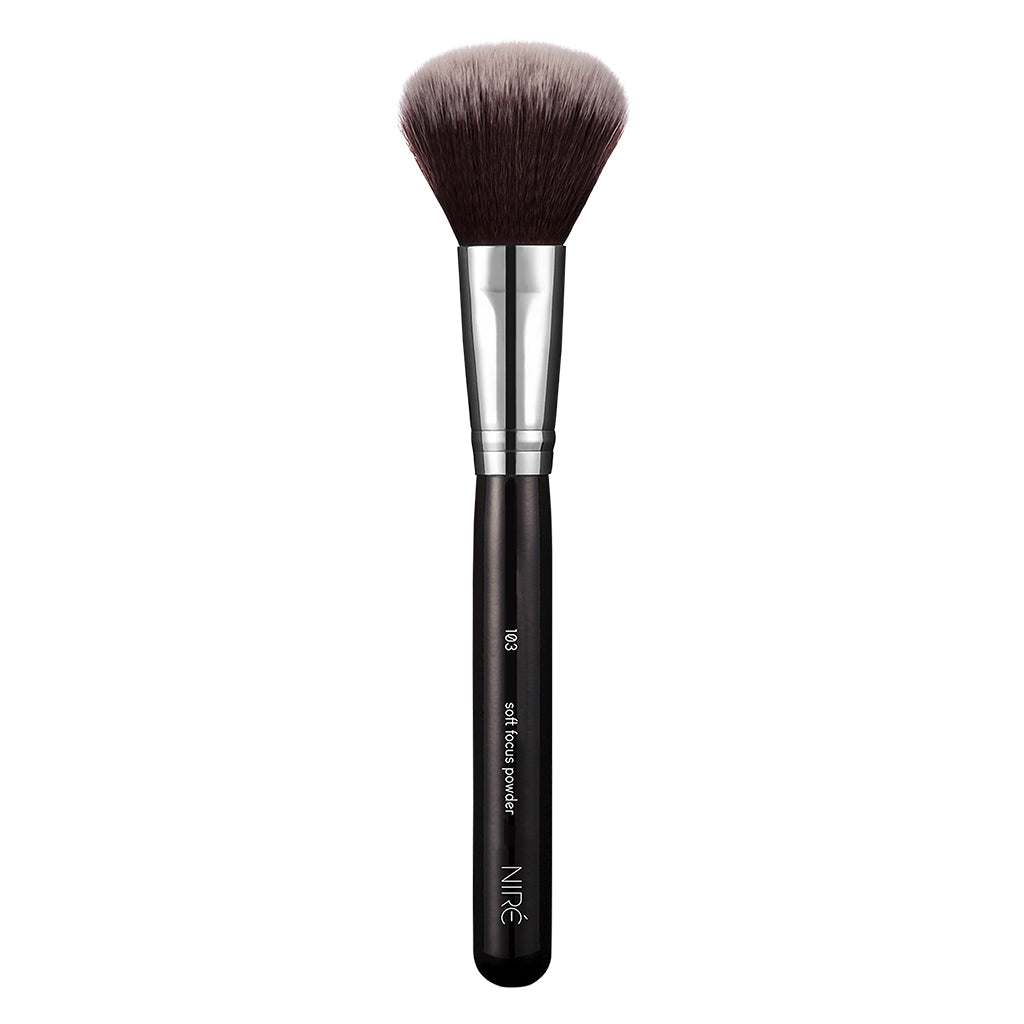 103 Soft Focus Powder Brush - Niré Beauty
