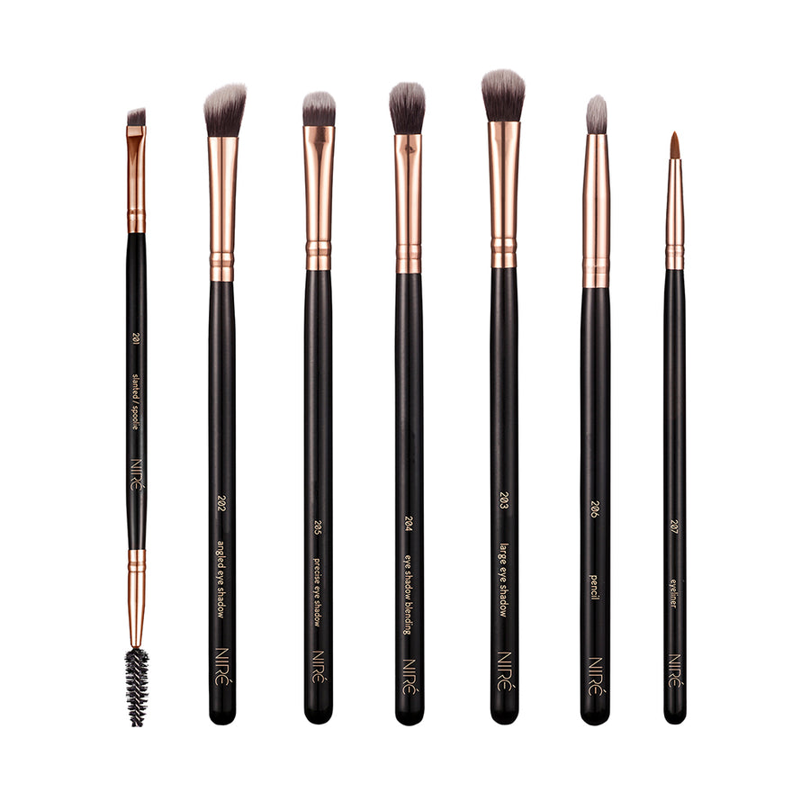 Niré Beauty Eye Makeup Brush Set - Niré Beauty