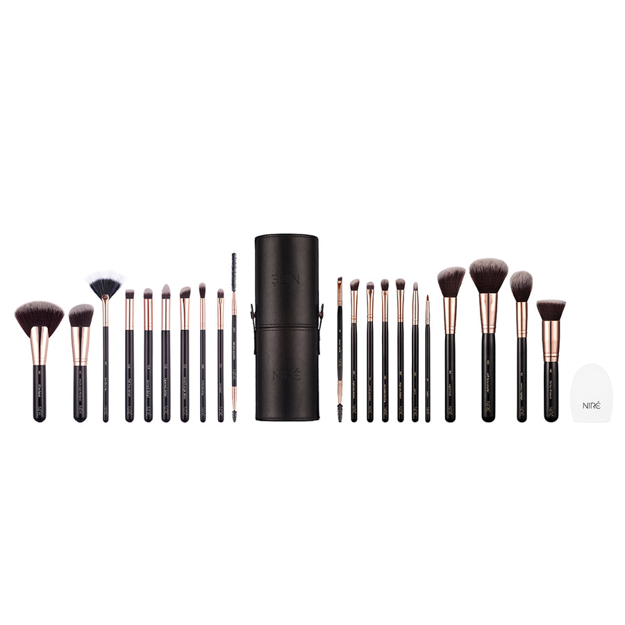Niré Beauty Ultra Premium Set - Rose Gold Edition - Niré Beauty
