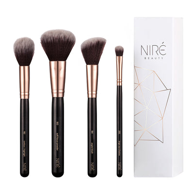 Essential Face Brush Set - Niré Beauty