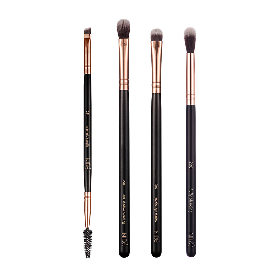 Day-To-Night Eye Brush set - Niré Beauty
