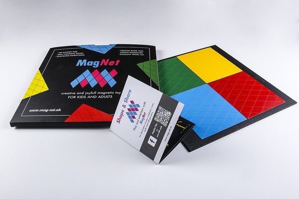 Mag-Net Tiles Luxe Set