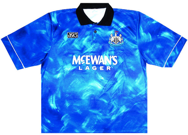 Newcastle - Bortedrakt 1993-95 (XL)