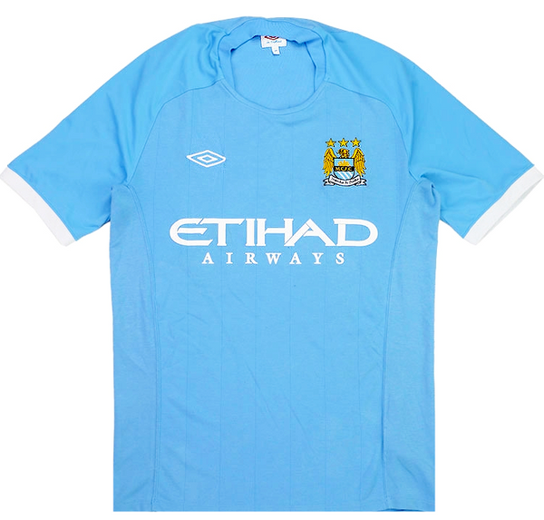 Manchester City - Hjemmedrakt 2010-11 (Medium)
