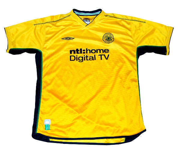 Celtic - Bortedrakt 2002-03 (XL)