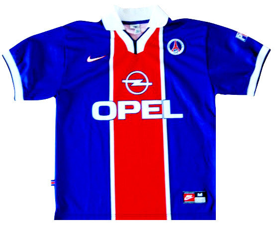 Paris Saint-Germain - Hjemmedrakt 1997-98 (M)