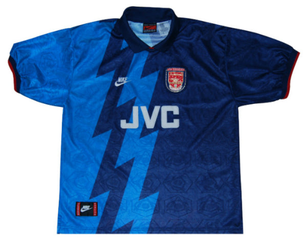 Arsenal - Bortedrakt 1995-996 (XL)