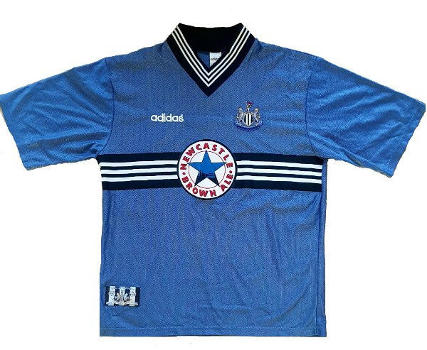 Newcastle - Bortedrakt 1996-97 (XL)