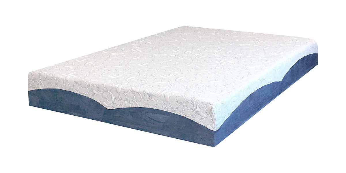 Z Cloud Plush Memory Foam Mattress - Memory Foam Mattress -{ { product_vendor }} - Z Box Mattress-
