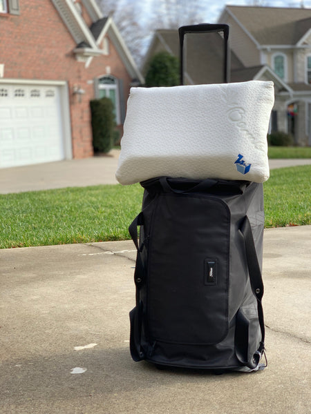 Z Cloud Select Travel Pillow