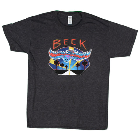 Beck Owl Slim Fit T-Shirt