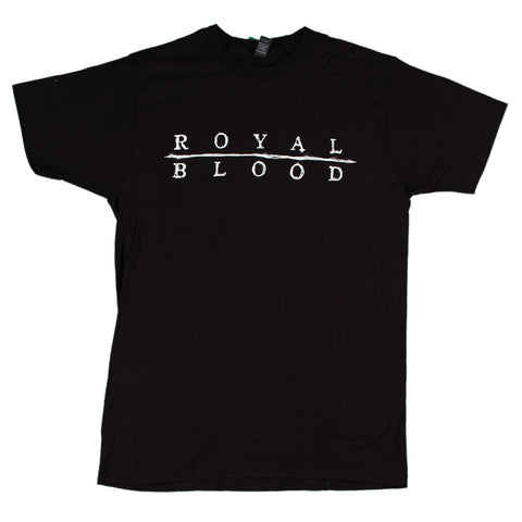 Royal Blood Logo Slim Fit T-Shirt