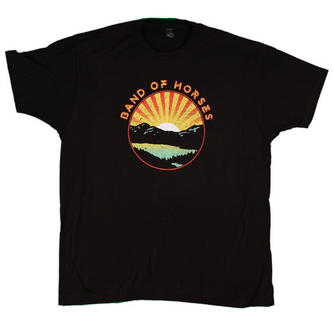 Band Of Horses Lakefront Slim Fit T-Shirt