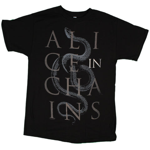 Alice In Chains Alice Snakes T-Shirt