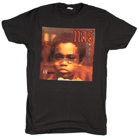Nas Illmatic Cover T-Shirt