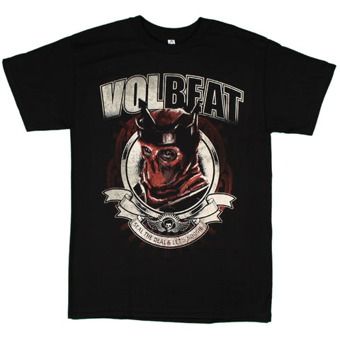 Volbeat Red King T-Shirt