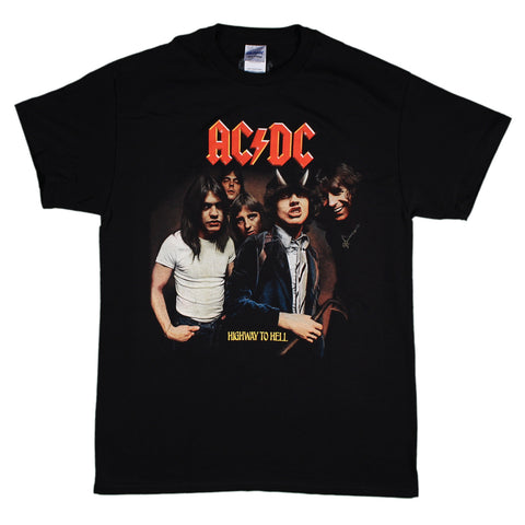 AC/DC Highway to Hell LP Cover T-Shirt