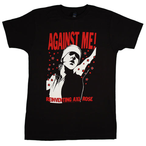 Against Me Reinventing Axl Rose Slim Fit T-Shirt