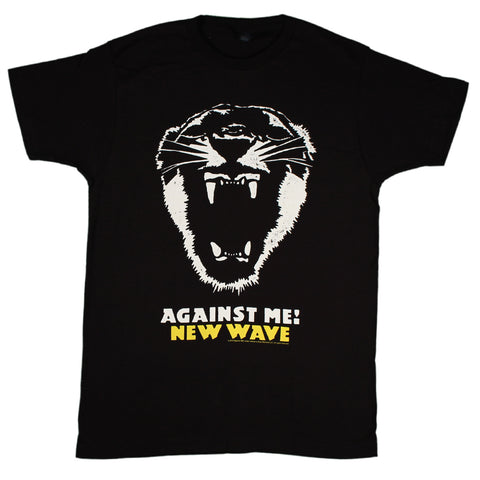 Against Me New Wave T-Shirt