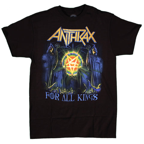 Anthrax For All the Kings Cover T-Shirt