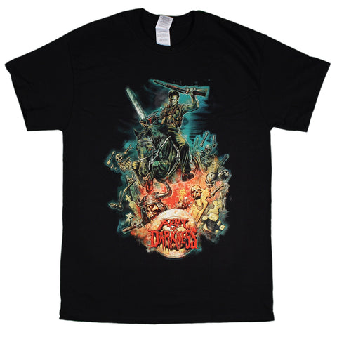 Army of Darkness Designed by Graham Humphreys T-Shirt