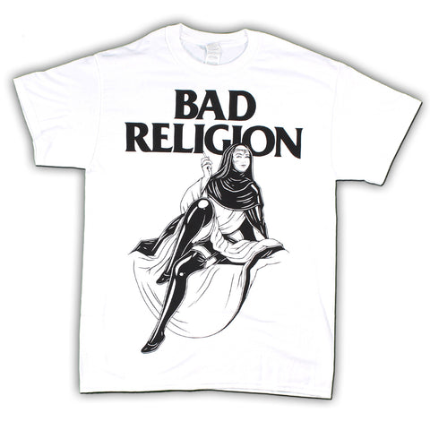Bad Religion Sexy Nun T-Shirt