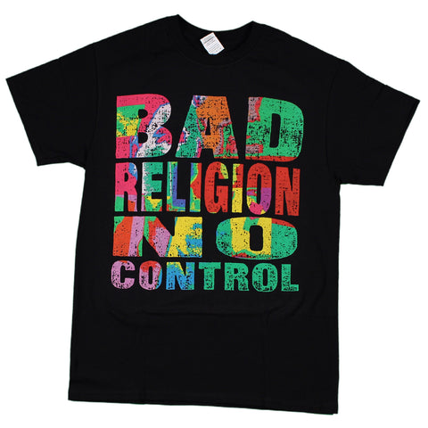Bad Religion No Control T-Shirt