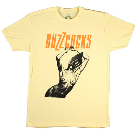 Buzzcocks Orgasm Addict Slim Fit T-Shirt