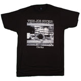 Clerks This Job Sucks Slim Fit T-Shirt