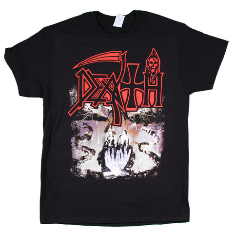 Death Symbolic With Back Print T-Shirt