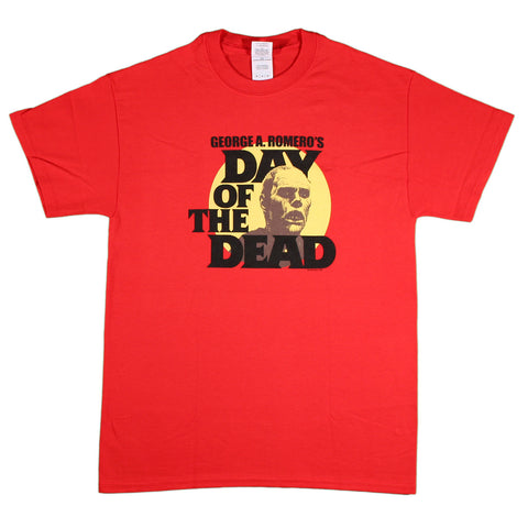 Day of the Dead Zombie Head T-Shirt