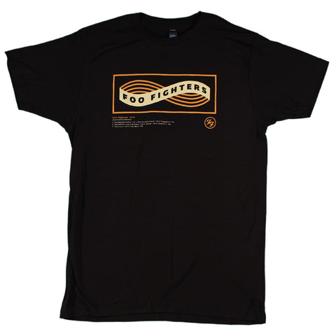 Foo Fighters Sonic Highway Slim Fit T-Shirt