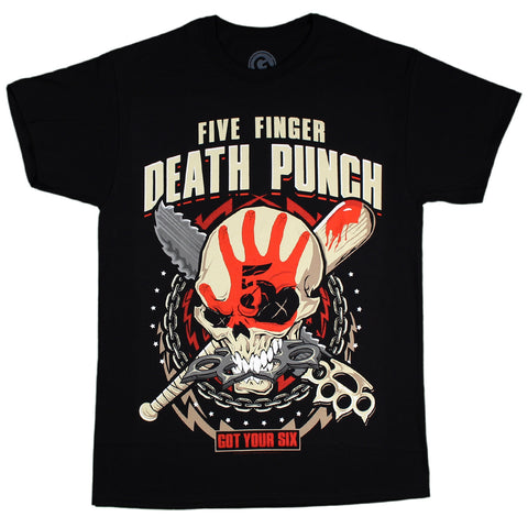 Five Finger Death Punch Zombie Kill T-Shirt