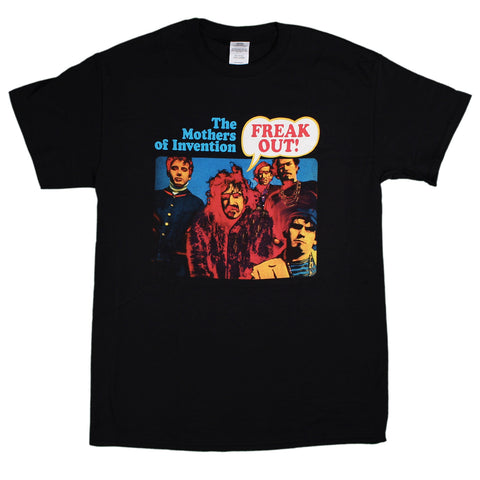 Frank Zappa Freak Out The Mothers of Invention T-Shirt