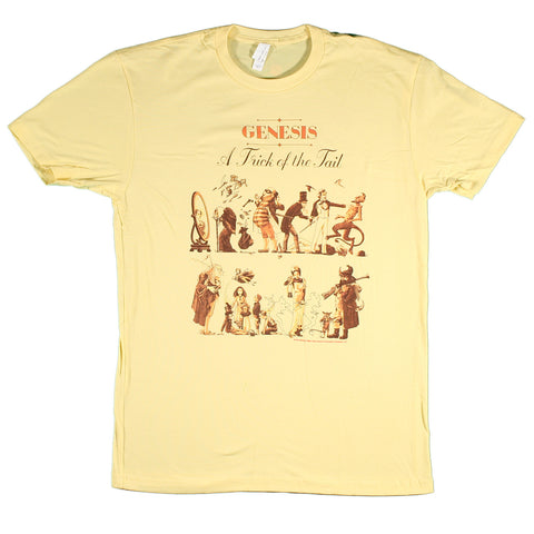 Genesis A Trick Of The Tail Slim Fit T-Shirt