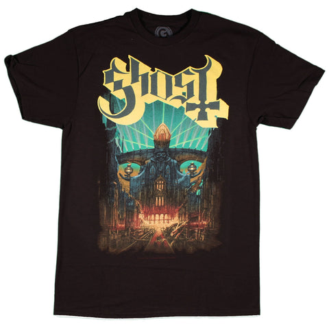 Ghost Meliora black T-Shirt
