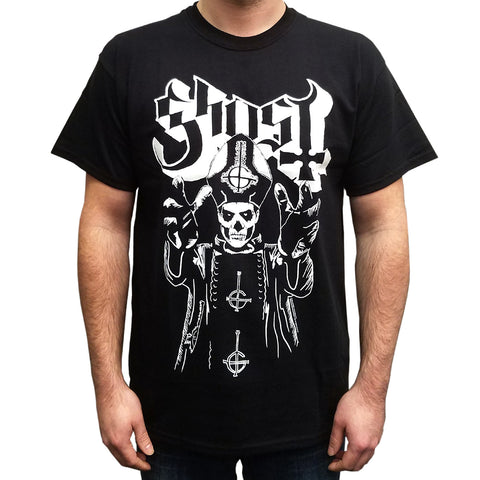 Ghost Papas Wrath T-Shirt