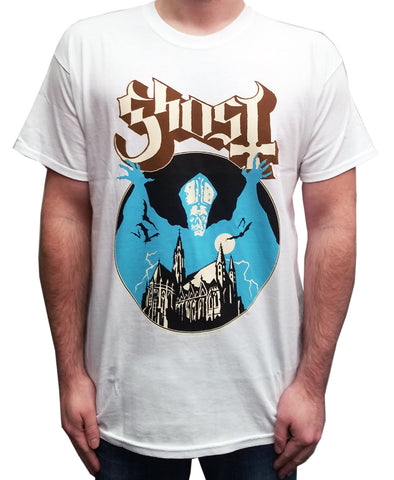 Ghost Opus Eponymous White Version T-Shirt
