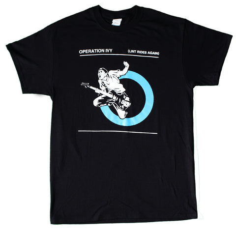 Operation Ivy Bootleg Series Lint Rides Again T-Shirt
